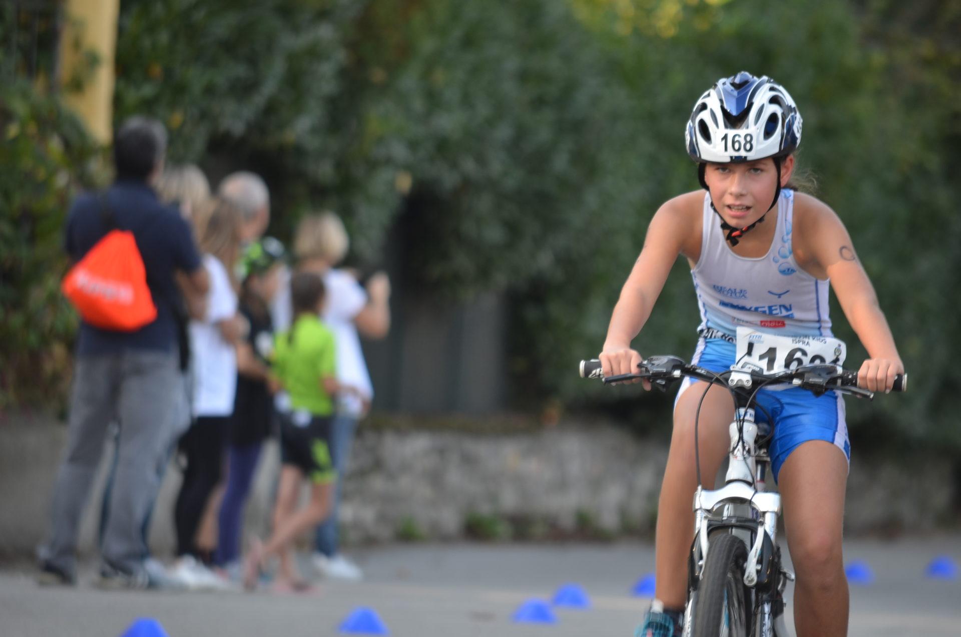 Triathlon e bambini